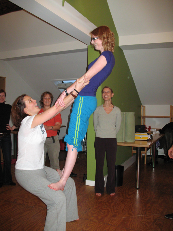 Workshop Acrobatiek