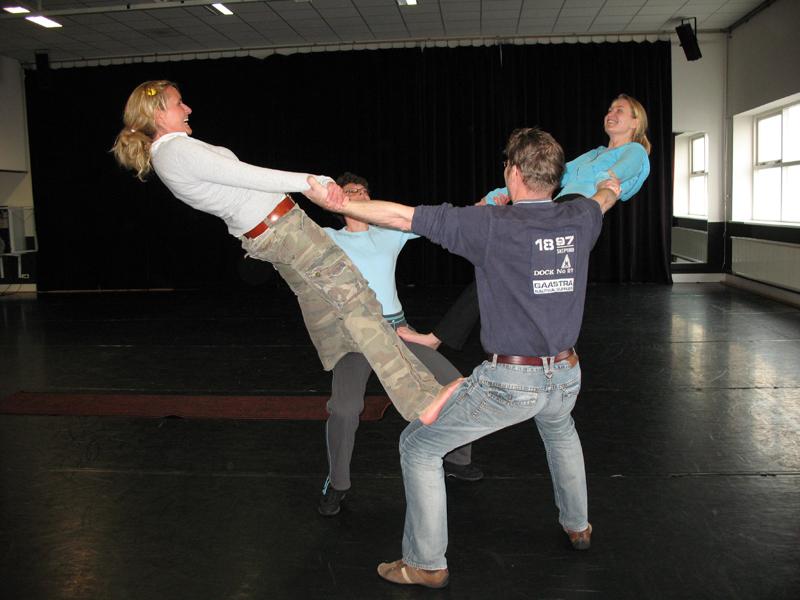 Workshop Acrobatiek